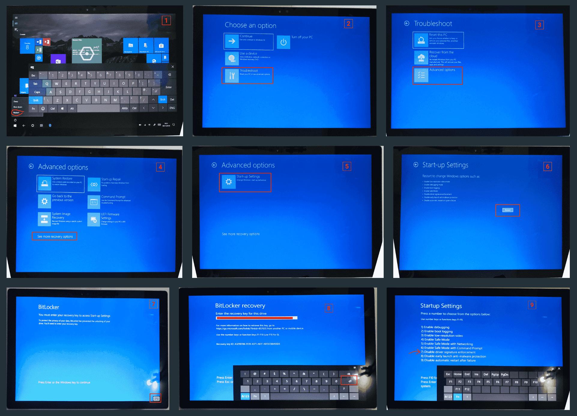 ATMega32 on Surface pro 4