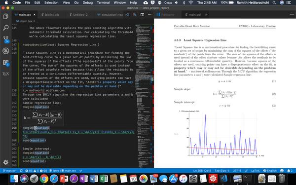 LaTeX - Ramith's Blog